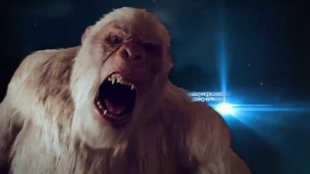 the abominable snowman gåsehud goosebumps youtube
