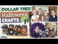 Dollar Tree DIY Crafts Under $5 || Kid friendly Halloween Crafts