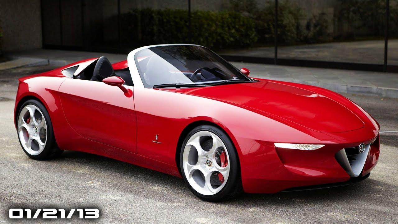 BMW Z2, Mazda-Alfa Roadster, 9-speed Chrysler Models, MINI Wins ...