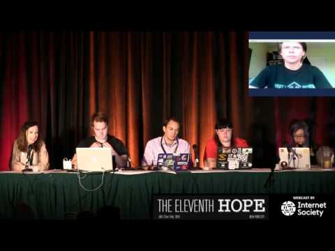The Eleventh HOPE (2016): Hackers Are Whistleblowers Too: The Courage Foundation