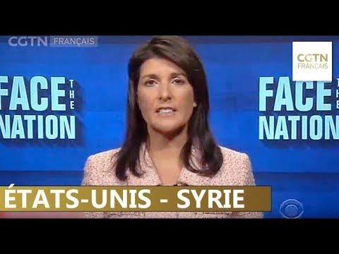 Les États-Unis ne retireront pas leurs soldats de Syrie
