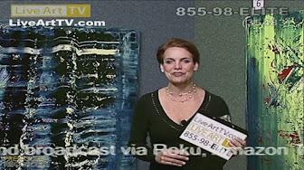 LIVE ART TV - YouTube