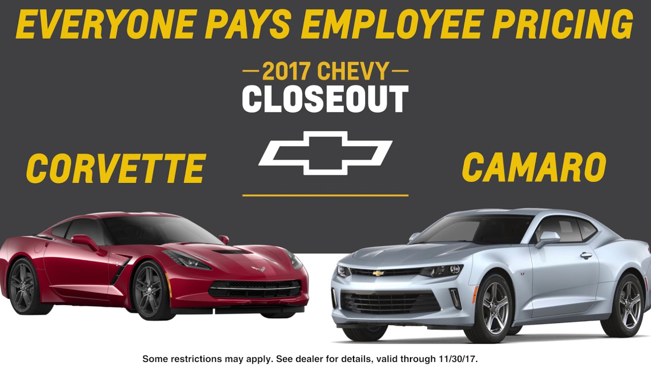 2017 Chevy Closeout At Apple Chevrolet Tinley Park, IL