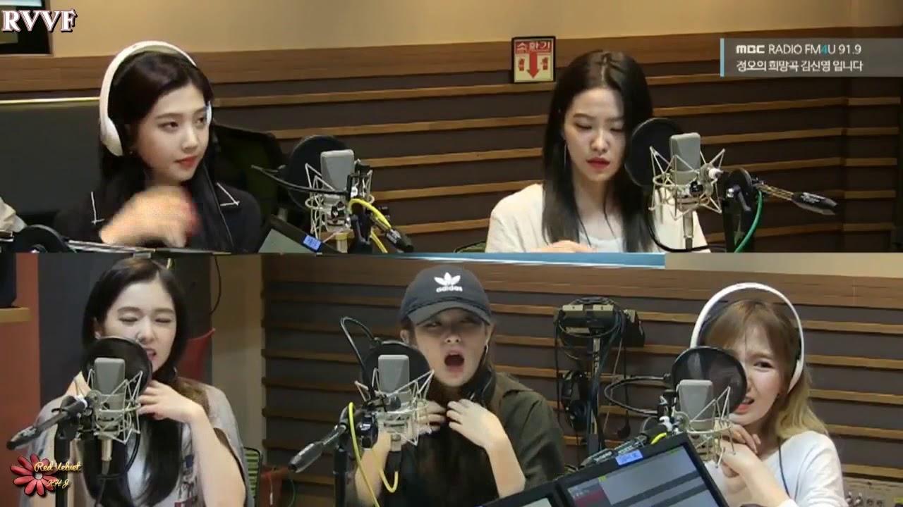 [RVVF Subteam] Vietsub Red Velvet- Hope Song at Noon Radio