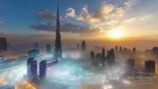 DUBAI- A Dream City(tour to dubai,burj khalifa)