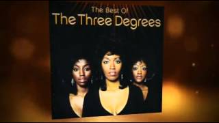 from THE THREE DEGREES - THE BEST IN THE FIRST DEGREE - SINGLES COL...