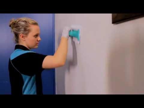Wall Washing | How to clean a Wall | www.tensens.com.au