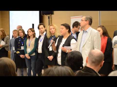 Ukrainian National Platform (EaP CSF) Batumi, 2014