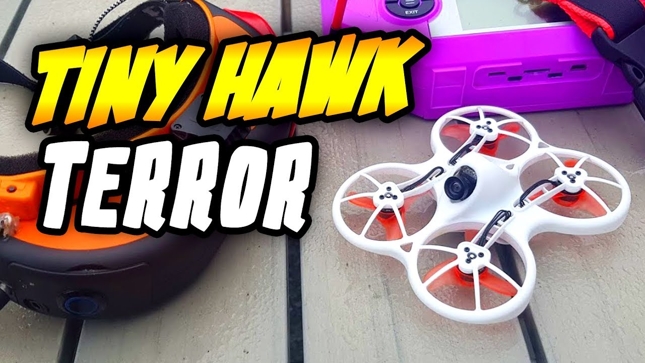 Emax Tiny Hawk Review – High Performance Brushless Whoop - Drone Nodes