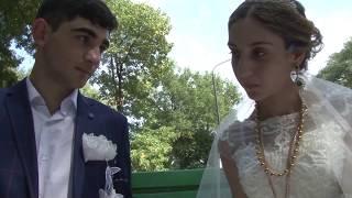 Цыганская свадьба Арсен и Галя