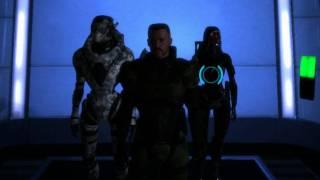 Mass Effect 1&2: Why Tali Hates Elevators (Flashback)