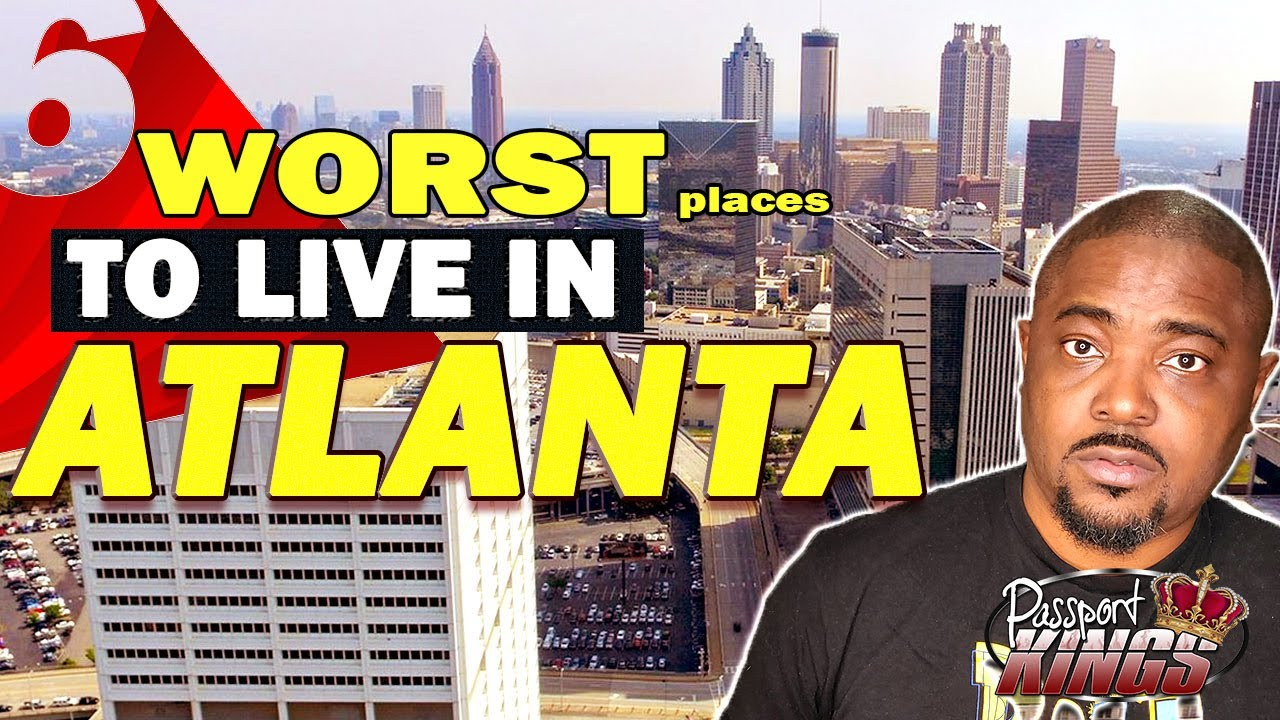 Worst place to live in Atlanta | Top 6 Countdown