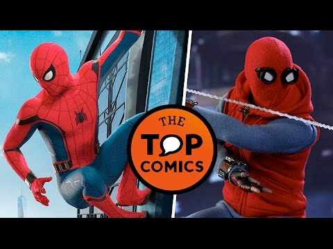 Nuevos secretos revelados Spider-Man Homecoming