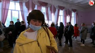 Голосование 2021 в Подольске по открепительным - новый тренд. УИК 2304 - лидер как всегда