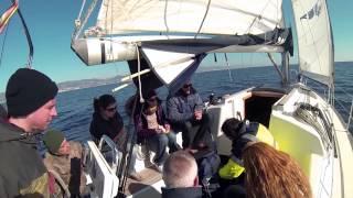 Experiencia Prácticas de Vela del PER (Español) / Escola Port Barcelona