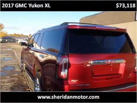 2017 gmc yukon xl new cars sheridan wy youtube for Sheridan motor buick gmc