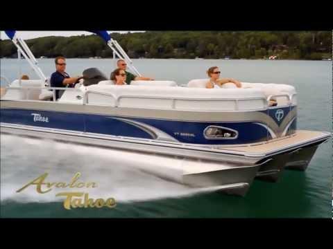 Best Pontoon Boats: Avalon's C Series