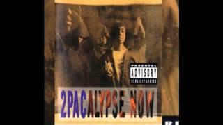 Tupac Shakur - Young Black Male (1991)