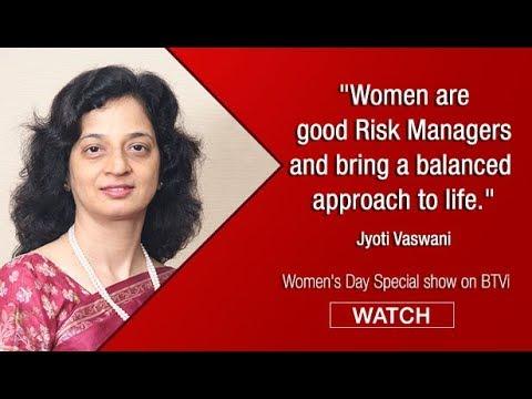 CIO, Jyoti Vasvani's exclusive Interview on Women's Day | BTVi