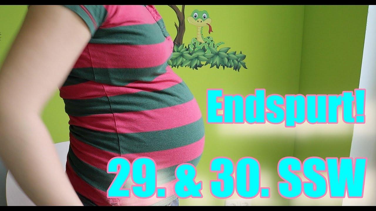 Woche ssw 29 29. SSW: