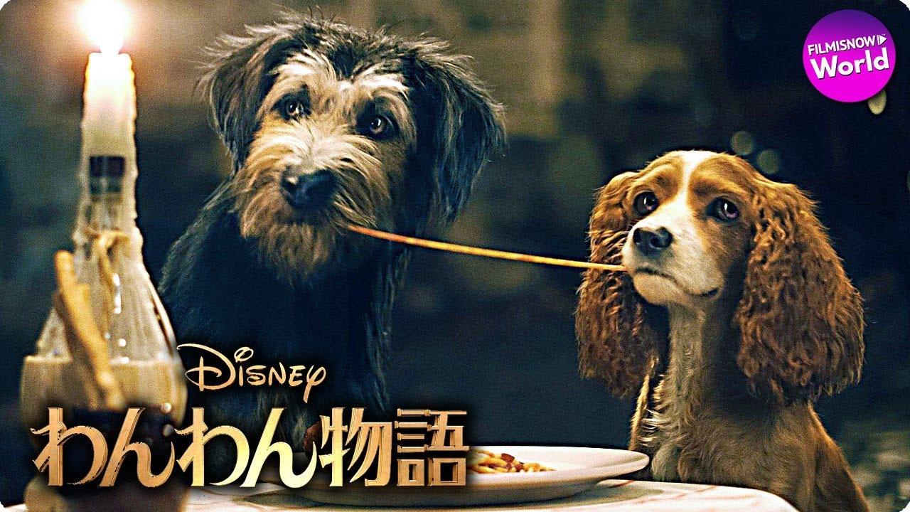 わんわん 物語 実写 ディズニー『わんわん物語』実写化!|シネマトゥデイ