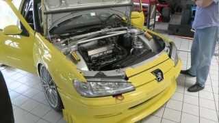 1997 Peugeot 406 Supertourisme