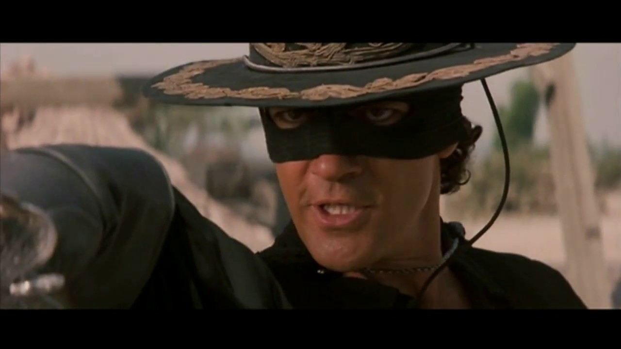 Download The Mask of Zorro Fight Scene (german)