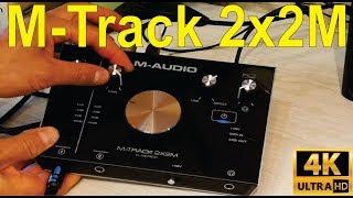 М-м аудіо-трек 2х2 м: розпакування, способи підключення, пошуку та усунення несправностей, докладно