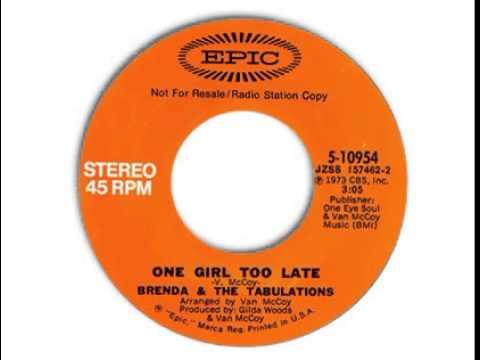 Brenda And The Tabulations - One Girl Too Late [Audiophile Sound].mp3