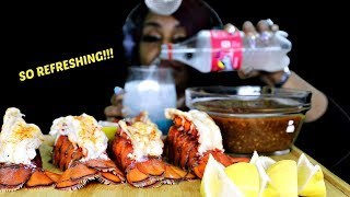 Baixar ASMR LOBSTER TAILS⚠ Intense Sounds,  Smacking, Fast Chewing, Slurping, Eating