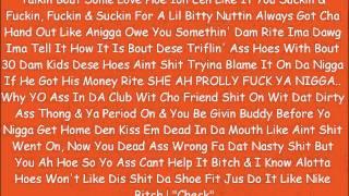 "Khia- Trust No Nigga ""Remix"" Snatcha O"
