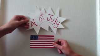 4th of July - How America Became Independent