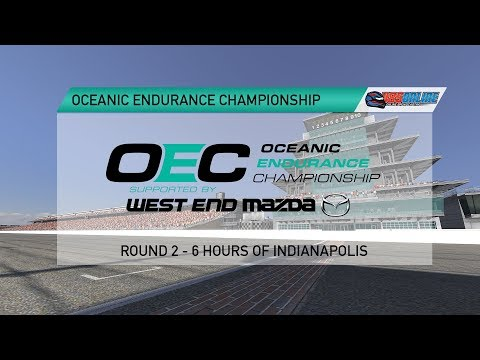 Oceanic Endurance Championship - Round 2