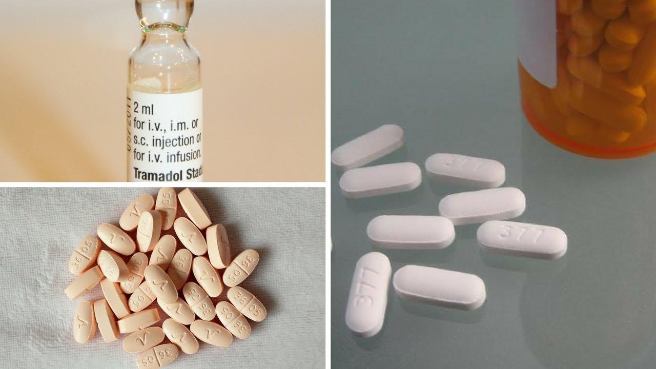 Tramadol 100 Mg Tabletas —