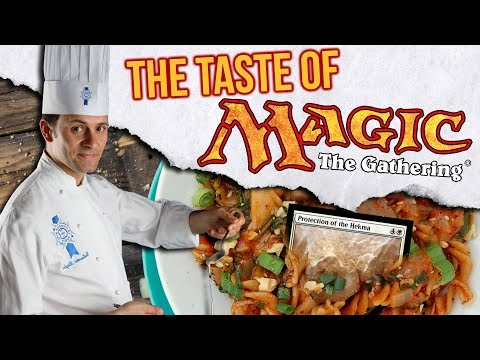 The Taste Of Magic The Gathering   A Video Essay On Flavour