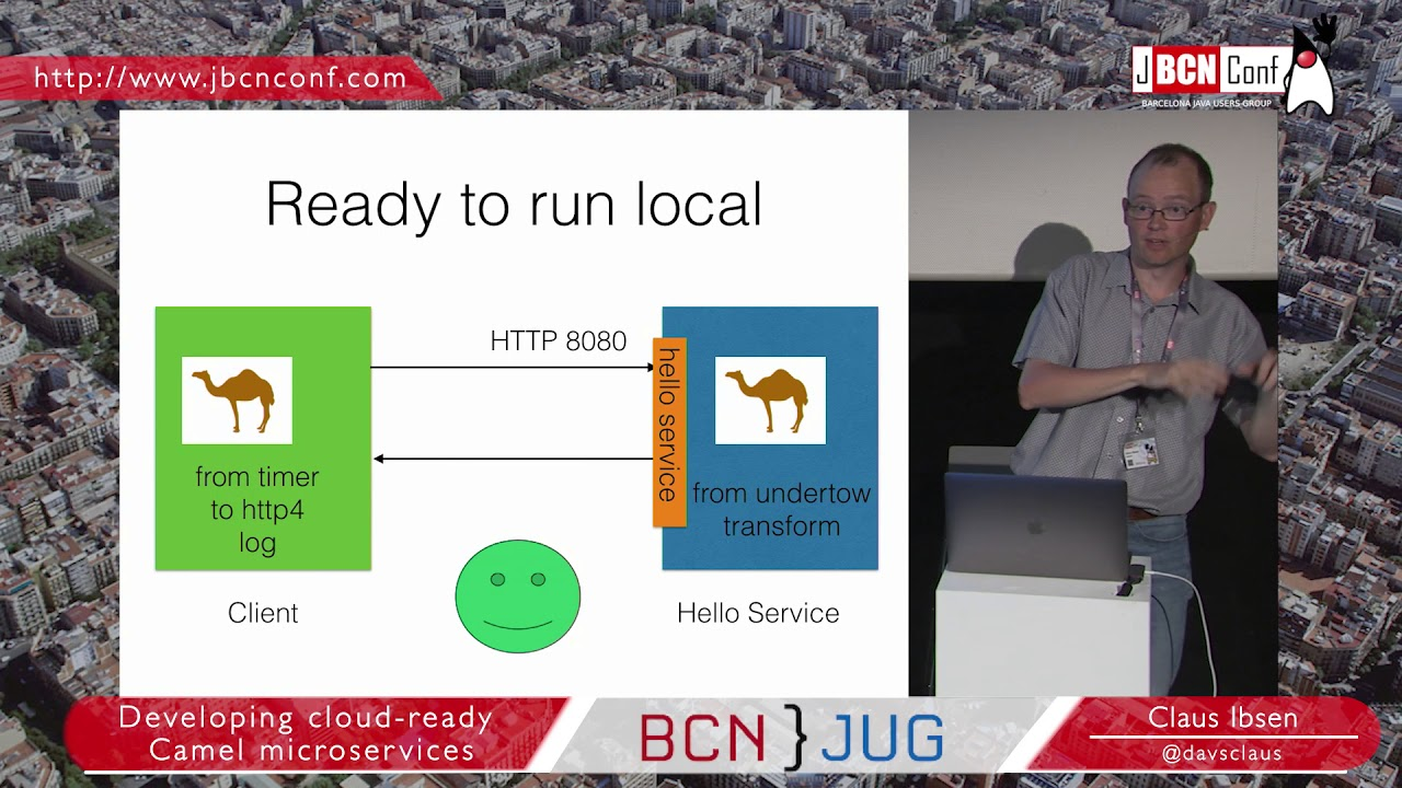 JBCNConf - About the Organizers from Barcelona JUG