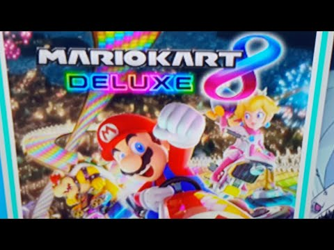 Mario Kart 8 Deluxe w/ Walker LIVE WITH FANS! COME JOIN US!