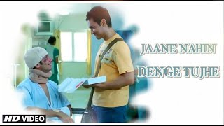 Gambar cover JAANE NAHIN DENGE TUJHE(Full Video Song) | 3 Idiots | Aamir Khan, R. Madhavan, Sharman Joshi,Kareena