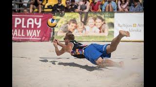 TOP SPORT Open. Lietuvos paplūdimio tinklinio čempionatas