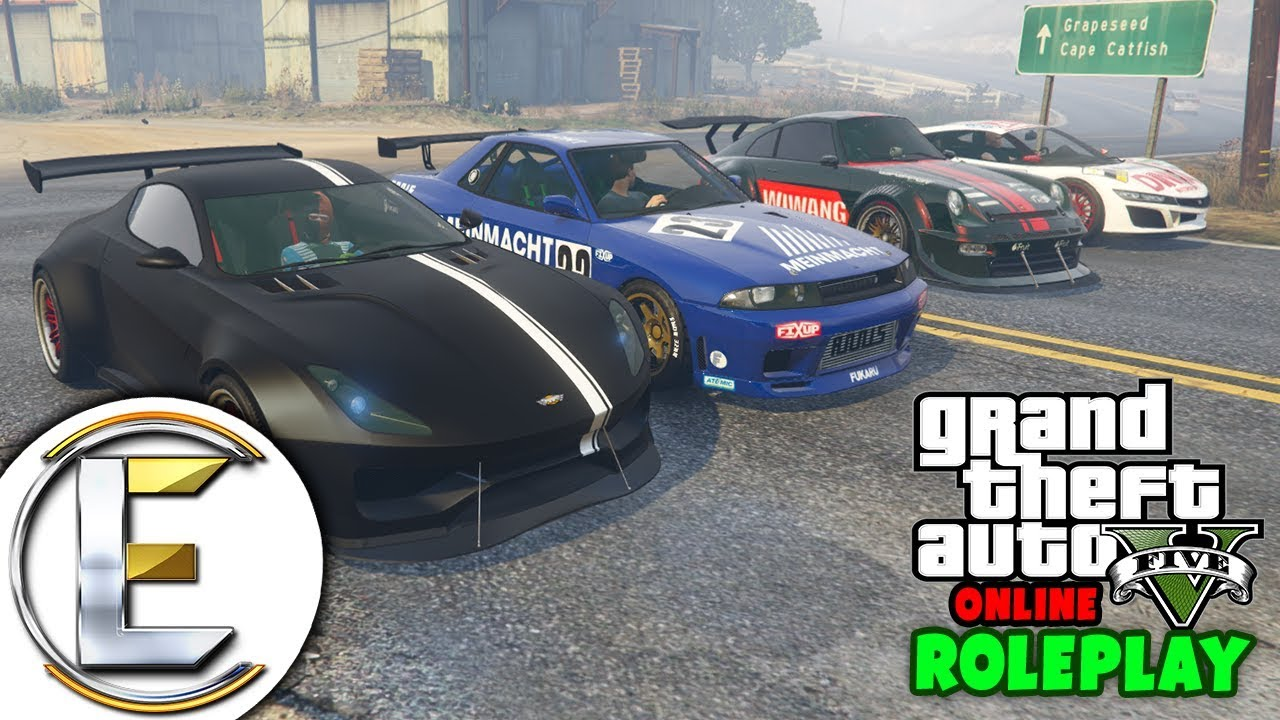 Racing for Pink Slips   GTA RP - Grand Theft Auto 5 Roleplay - Race ...