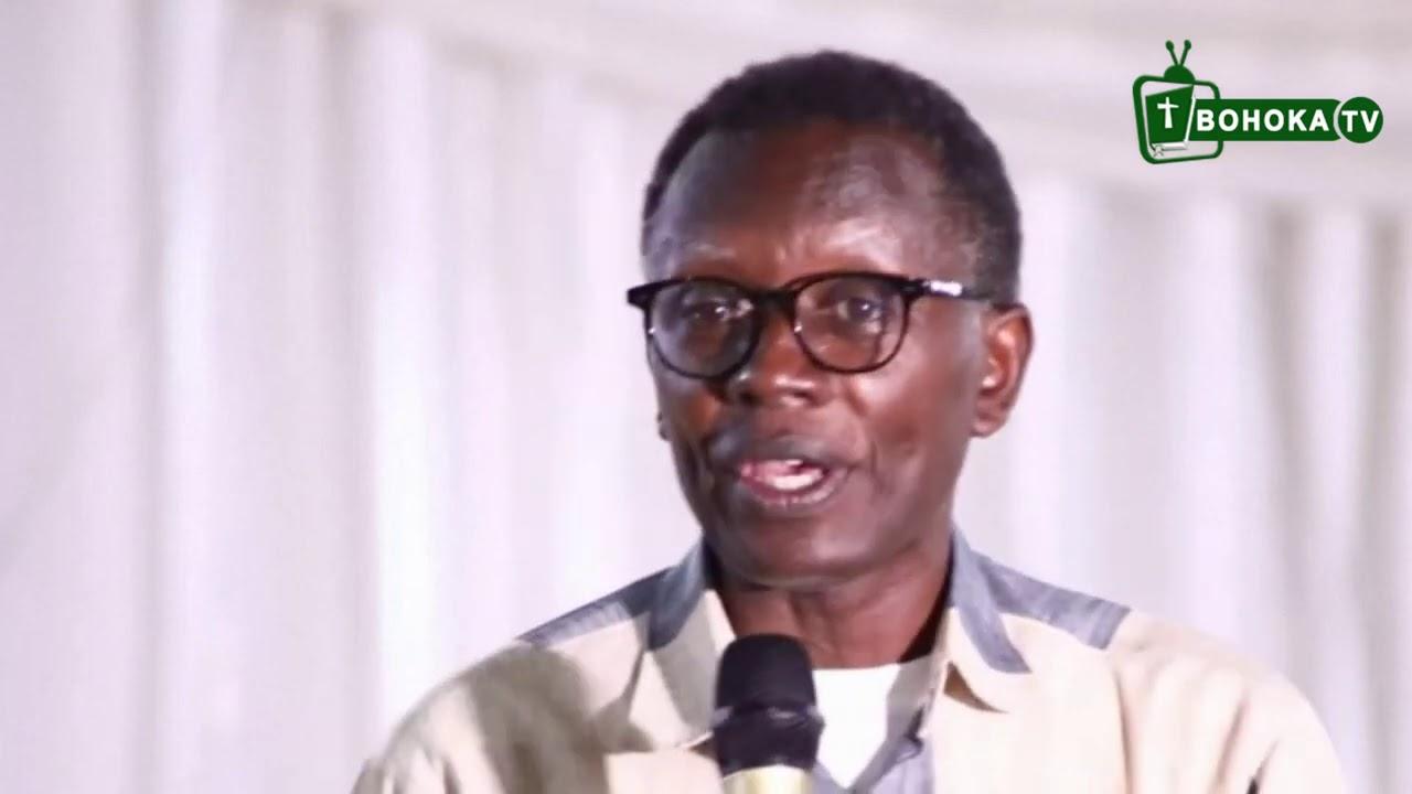 Download Rev. Dr. Antoine RUTAYISIRE asubiza IBIBAZO KU GITABO CY'UMUHANUZI HAGAYI menya Bibiliya