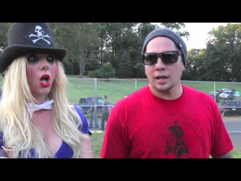 Maria Brink and Sonny Sandoval Talk ShipRocked - Loudwire Exclusive