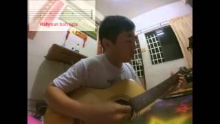 Malaysia National Anthem Guitar Tab