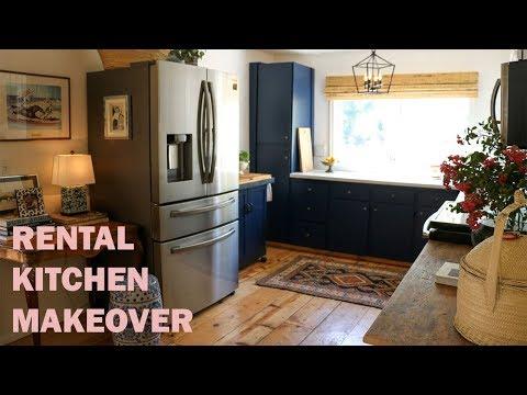 rental-kitchen-makeover