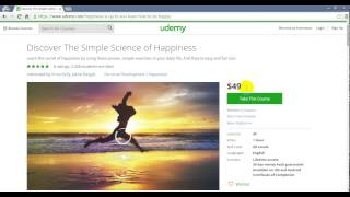 Udemy 100 off coupon -  From zero to 1000+ udemy courses