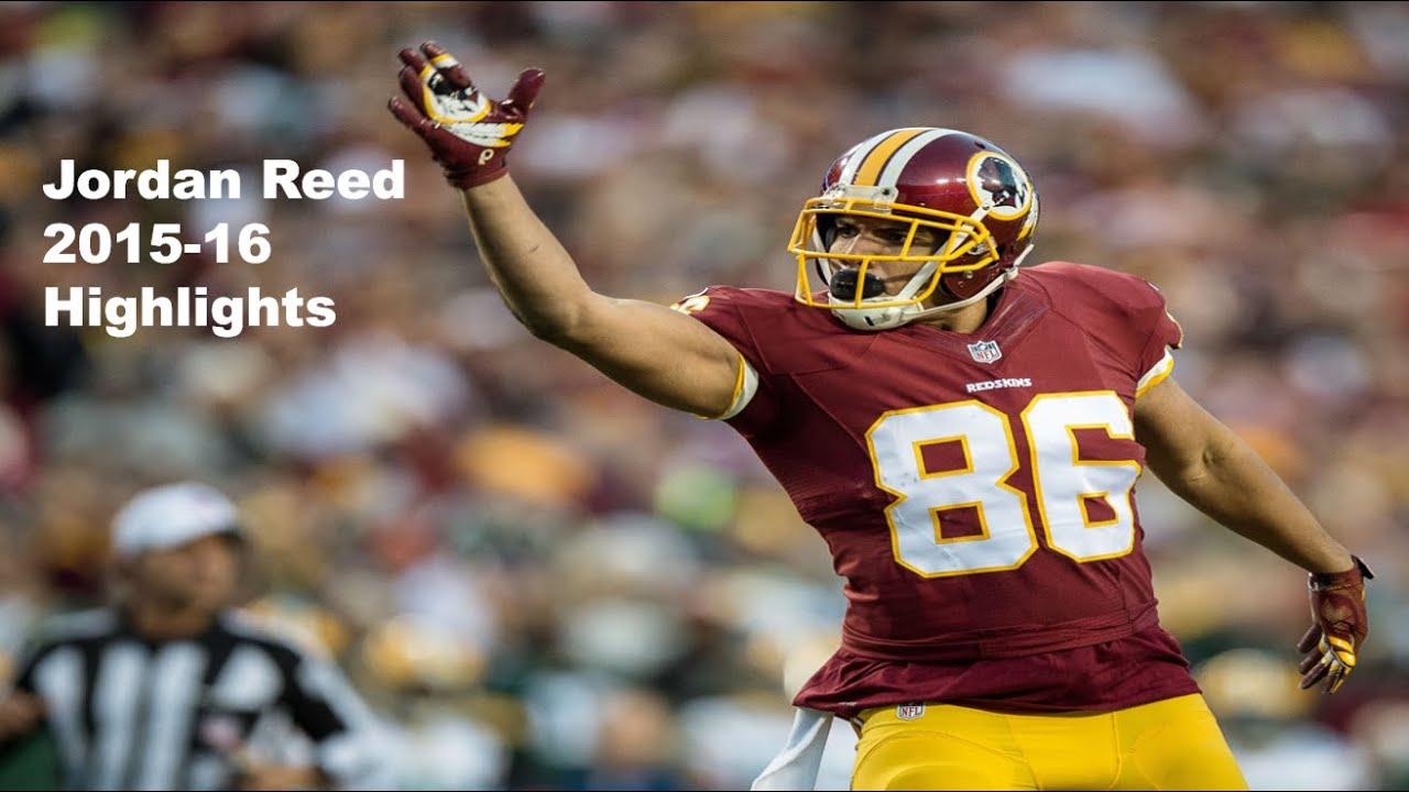 Jordan Reed Highlights NFL s ELITE 2015 16 NFL Highlights HD