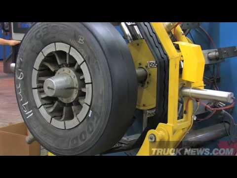 Transportation Matters: Tour of Goodyear retread plant in Trenton from YouTube · Duration:  6 minutes 4 seconds