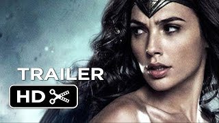 Wonder Woman Official Trailer #1 (2017) - Gal Gadot, Chris Pine Movie HD
