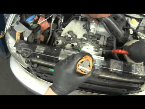 VW T4: Eurovan AXK VR6 Spark Plug Removal