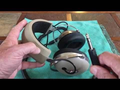 Koss Pro 4 AA Headphone Review 206